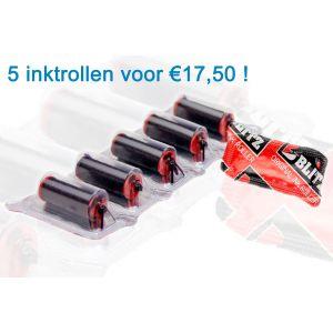Inktrol prijstang Blitz model C6 / C8 / S10 / S14 / C17 / C20
