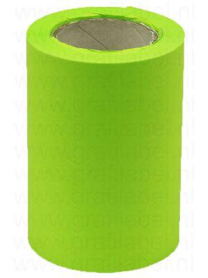 Memorol fluor groen 7,5 meter exclusief houder