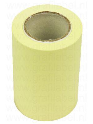 Memorol pastel geel 10 meter exclusief houder